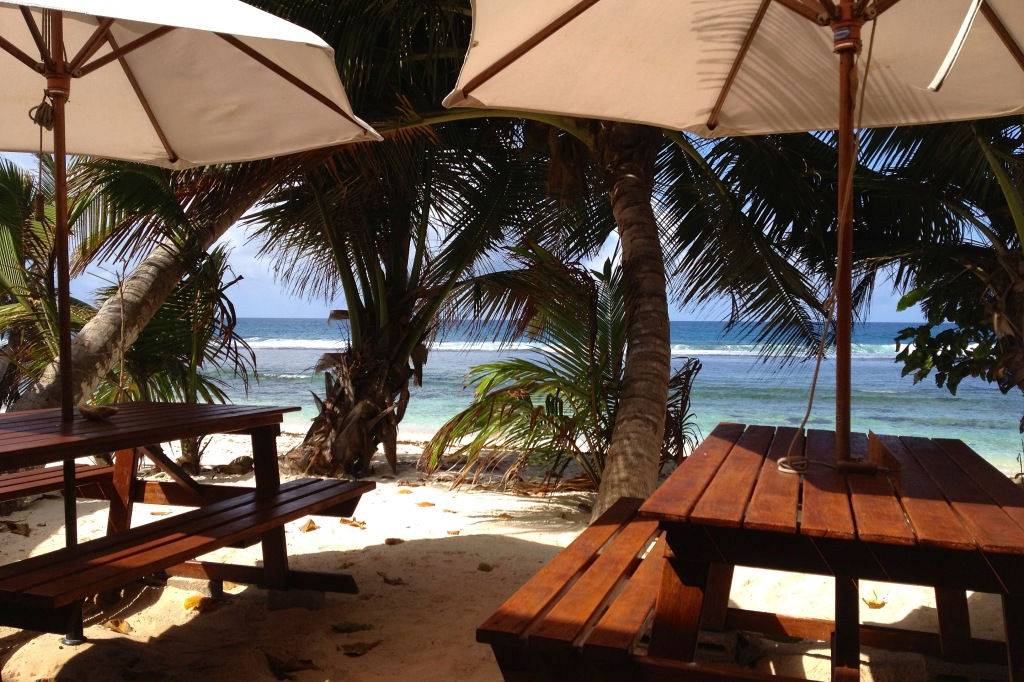 Seychelles Beach Restauarant