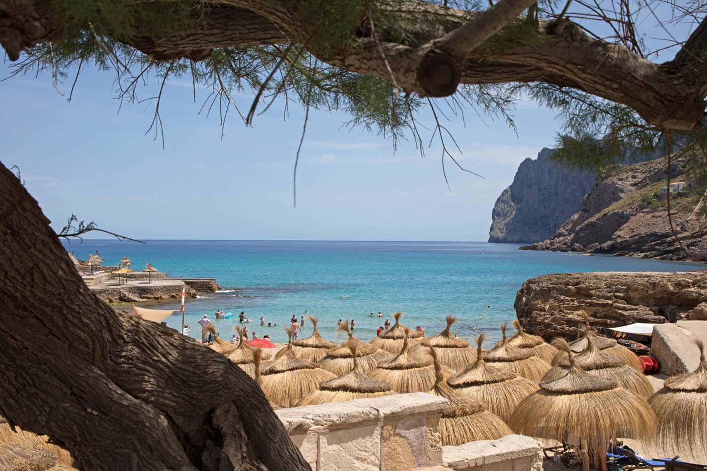 Cala Sant Vicenç Mallorca