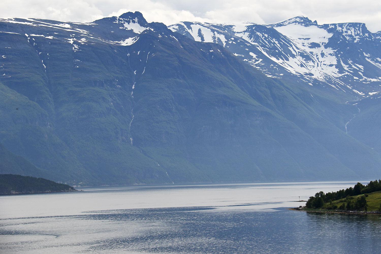 Fjord scenery