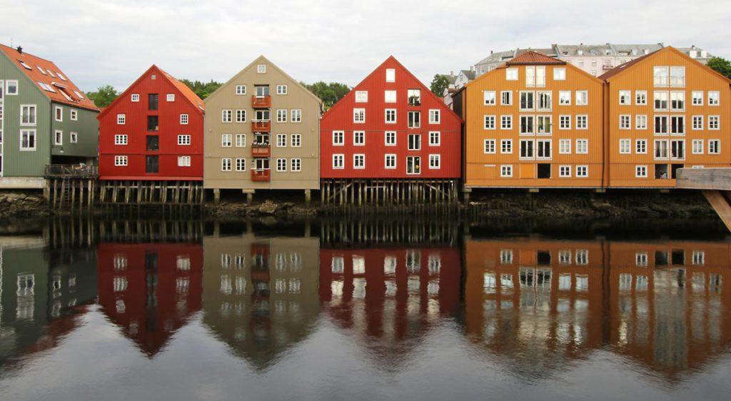Trondheim Riverfront