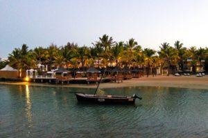 Grande Baie area Mauritius