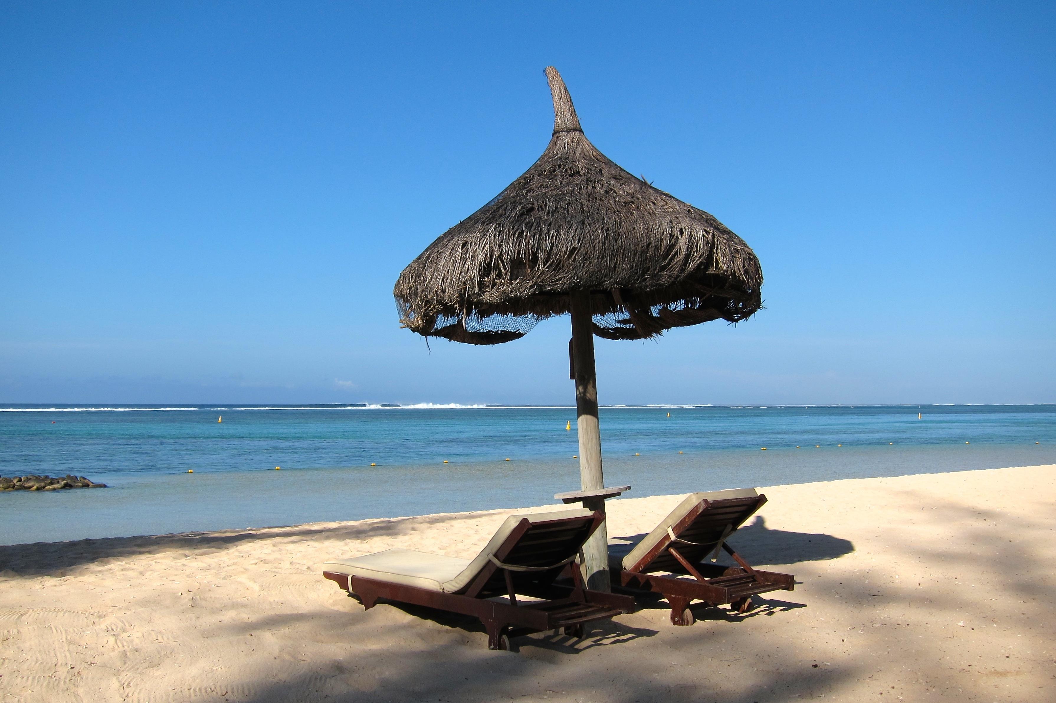 Beautiful beaches Mauritius