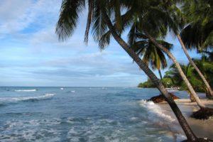 Barbados paradise island