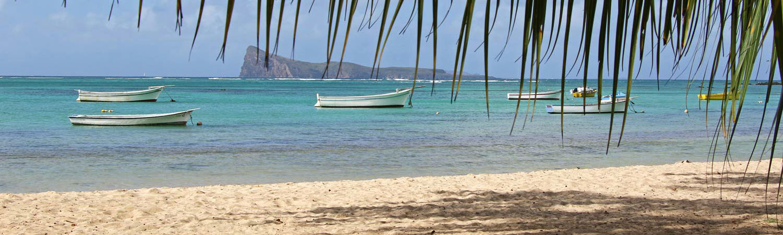 Pereybere Beach Mauritius