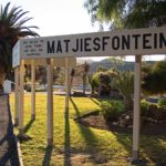 Matjiesfontein Railway Station