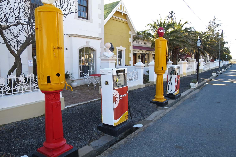 Matjiesfontein Main Street