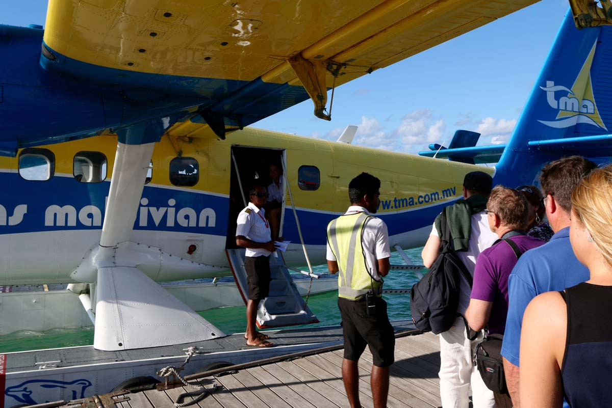Maldives Seaplane Terminal