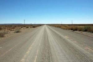Gravel Road Northern Cape