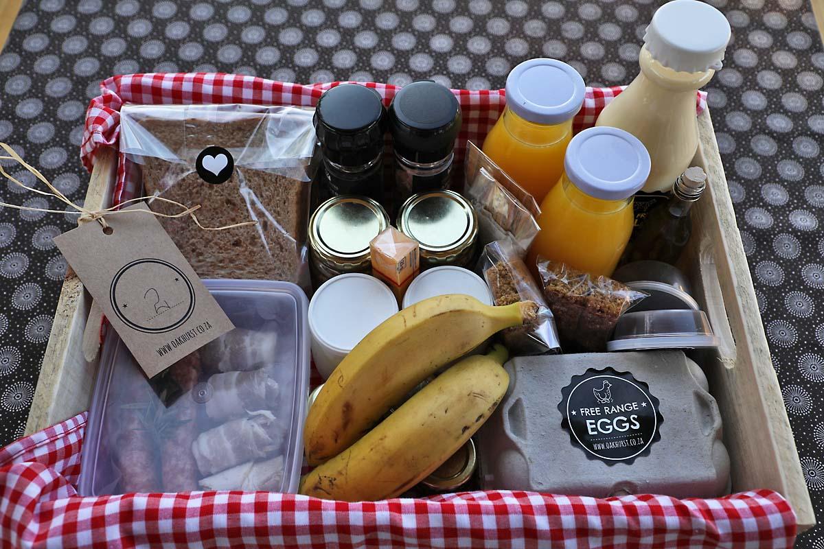 Oakhurst Breakfast Pack