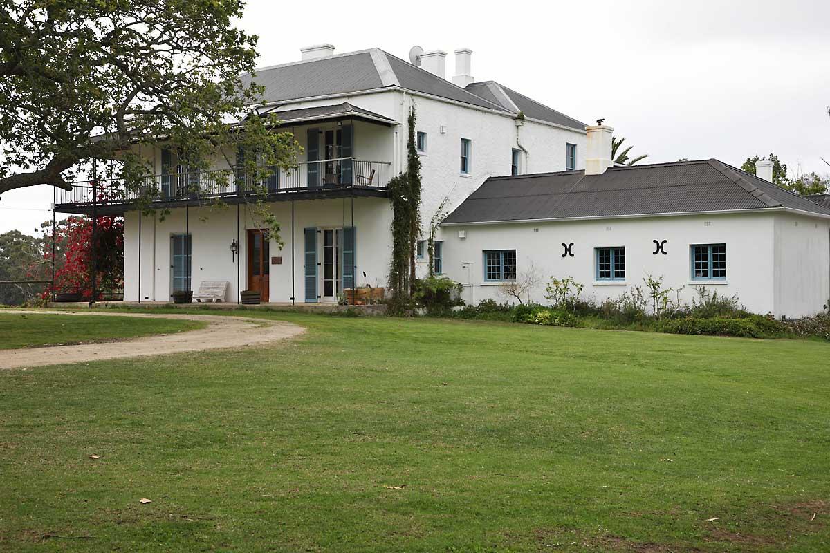 Oakhurst Farm Homestead