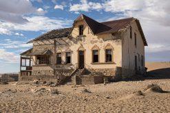 Kolmanskop MIne Mangers House